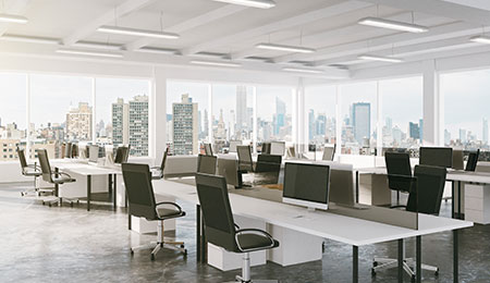 Benefits of An Open Floor Plan Workspace 4-20