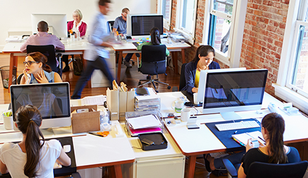 A Coworking Space Can Help Your Business Work as A More Effective Team